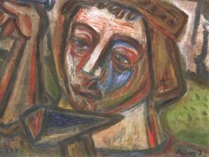 Album készült az Ámos Imre és a XX. század című kiállításról