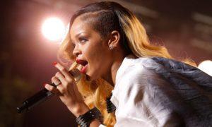 Botrány Izraelben: Rihanna rossz helyen palesztinozott