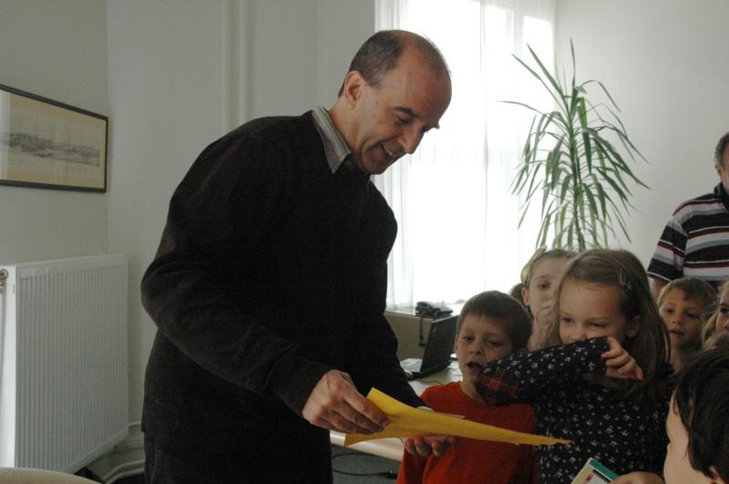 """""""A liberális tradíció az én pozitív zsidóságképem"""" – Interjú Horányi Gáborral"""
