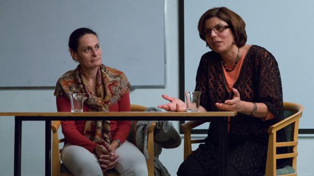Margaret Karram és Yisca Harani