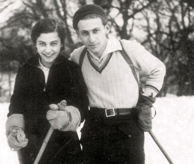 Fanni és Radnóti Miklós