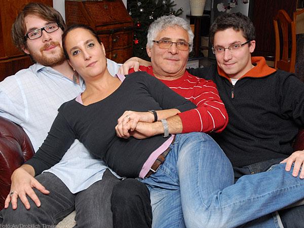A Székhelyi család
