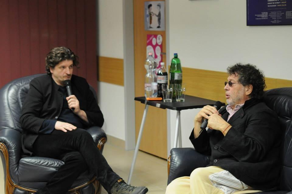 Presser Gábor és Novák Péter az Élet Menete Klubban