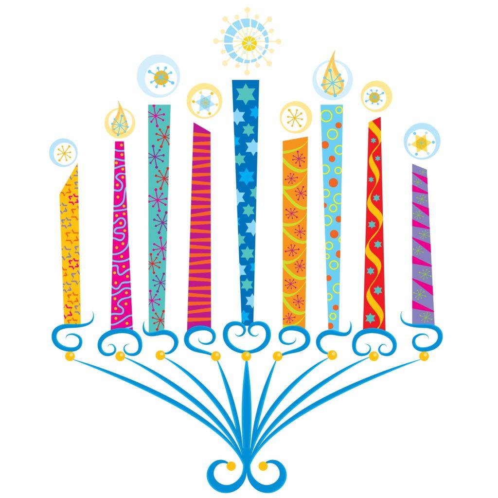 Az Elvarázsolt Fénybetűk – Hanukai családi nap