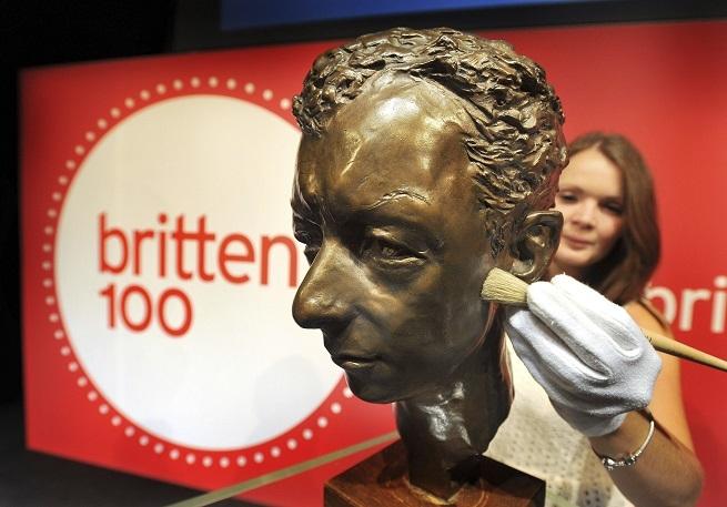 100 éve született Benjamin Britten – koncertek és színdarabok