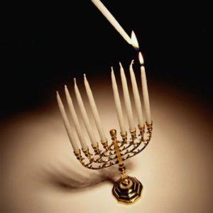 Hanuka első napján is Bét Midrás a Szim Salomban