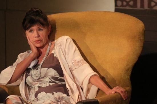 Egy rossz tekintettel a színészt meg lehet ölni – interjú Kiss Marival