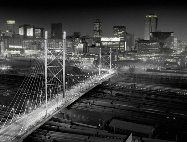 Michael Meyersfeld: Mandela Bridge