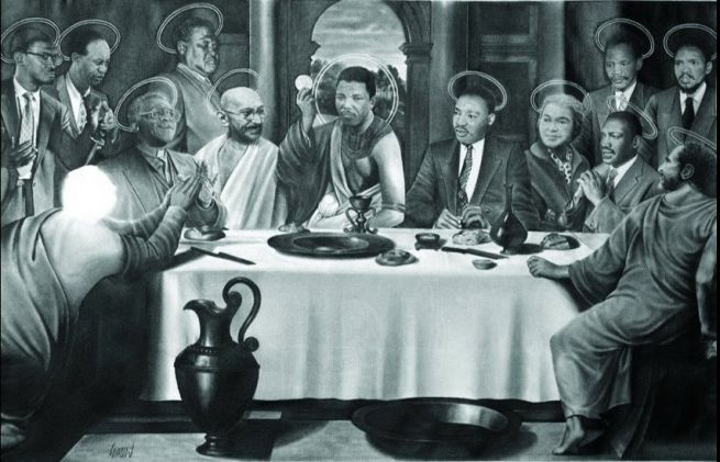 Dean Simon: The Last Supper