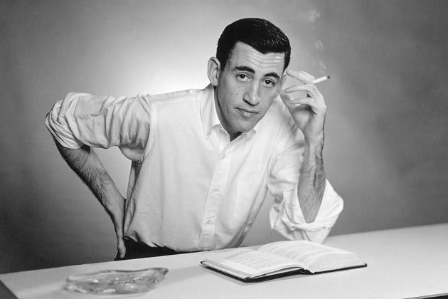 Kiszivárogtak Salinger titkosított írásai
