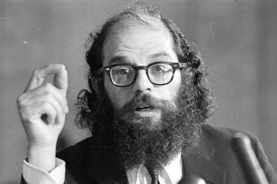 Allen Ginsberg kiállítás a Ludwigban