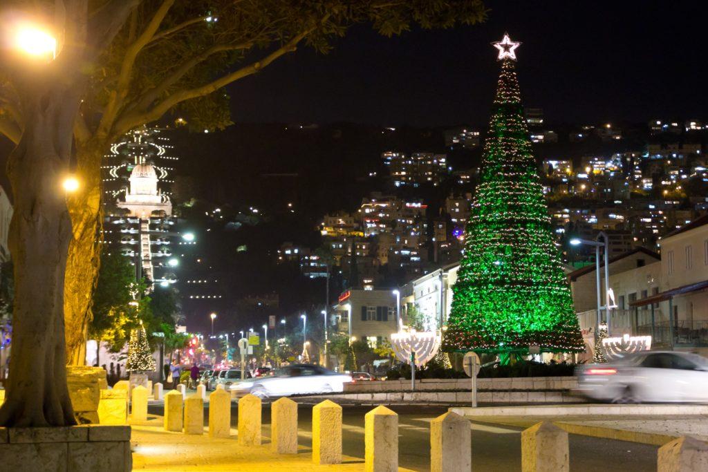 Izraelben is készülnek a karácsonyra