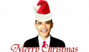 Zseniális karácsonyi videó Obama beszédeiből