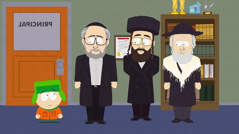 A South Park megoldotta a közel-keleti konfliktust