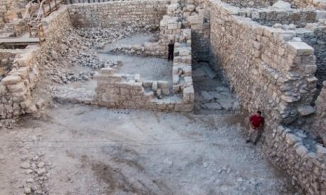 Közel 2100 éves épületet találtak Jeruzsálemben