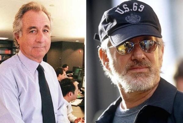 Maddoff és Spielberg