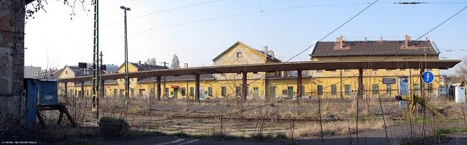 Sorsok Háza Józsefvárosi pályaudvar