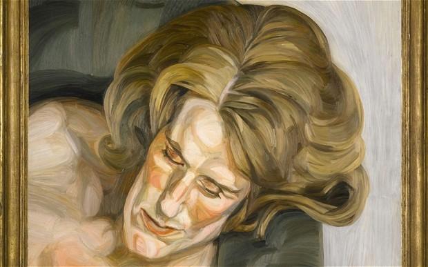 Lucian Freud újabb remekművét árverezik el