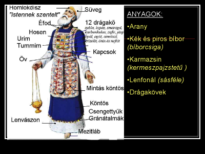 főpapi ruha