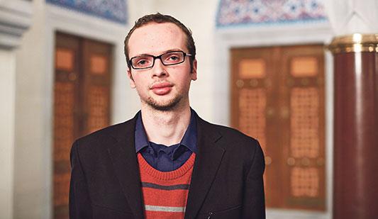 Langer Ármin (Fotó: Gregor Zielke)