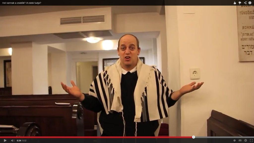 Hol vannak a zsidók? – Kampányba kezd a Kibic