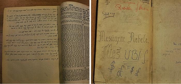 """""""Meshügene Rebele"""" – Miről mesélnek az OR-ZSE könyvtárárának Bibliái?"""