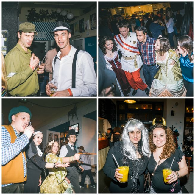 Purim Wonderland