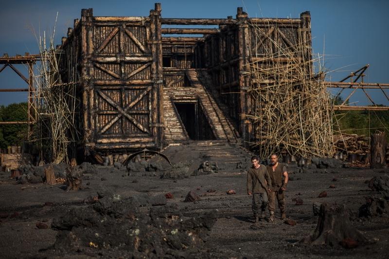 Iszlám országokban betiltott Noé a legnagyobb kasszasiker Amerikában