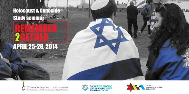 Emlékezzünk együtt – Holokauszt szeminárium