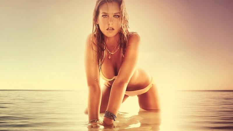 Szexi klip Bar Refaeli izraeli modellről