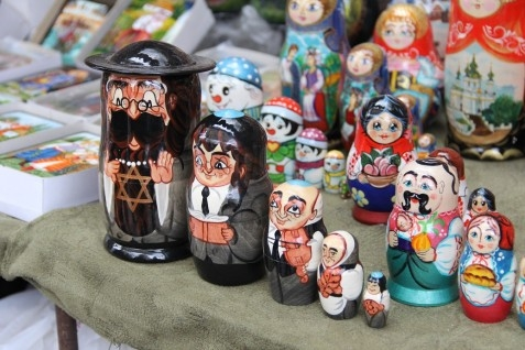 Ukrajna és Oroszország: zsidó van a pakliban