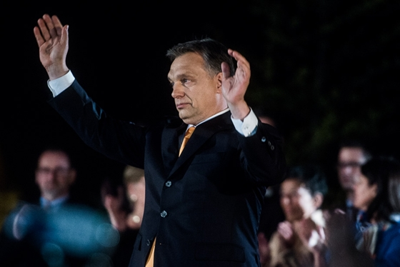 Orbán Viktor (fotó: Stiller Ákos)