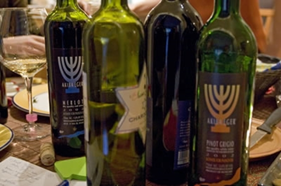 A kóser bor és a zsidó húsvét