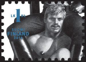 Homoerotikus rajzokat ábrázoló bélyegeket adnak ki Finnországban