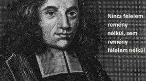 6 idézet Baruch Spinozától