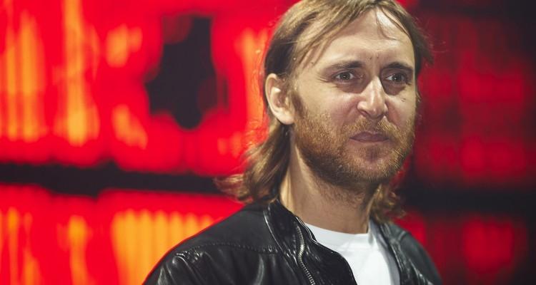 David Guetta lelépett a világkörüli turnéjáról