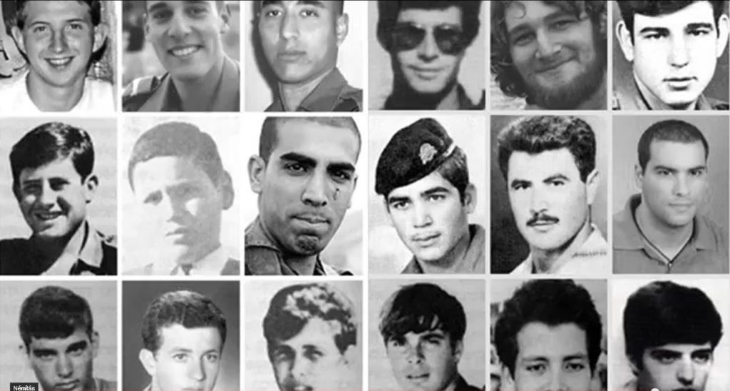 Az elesett katonák emlékére