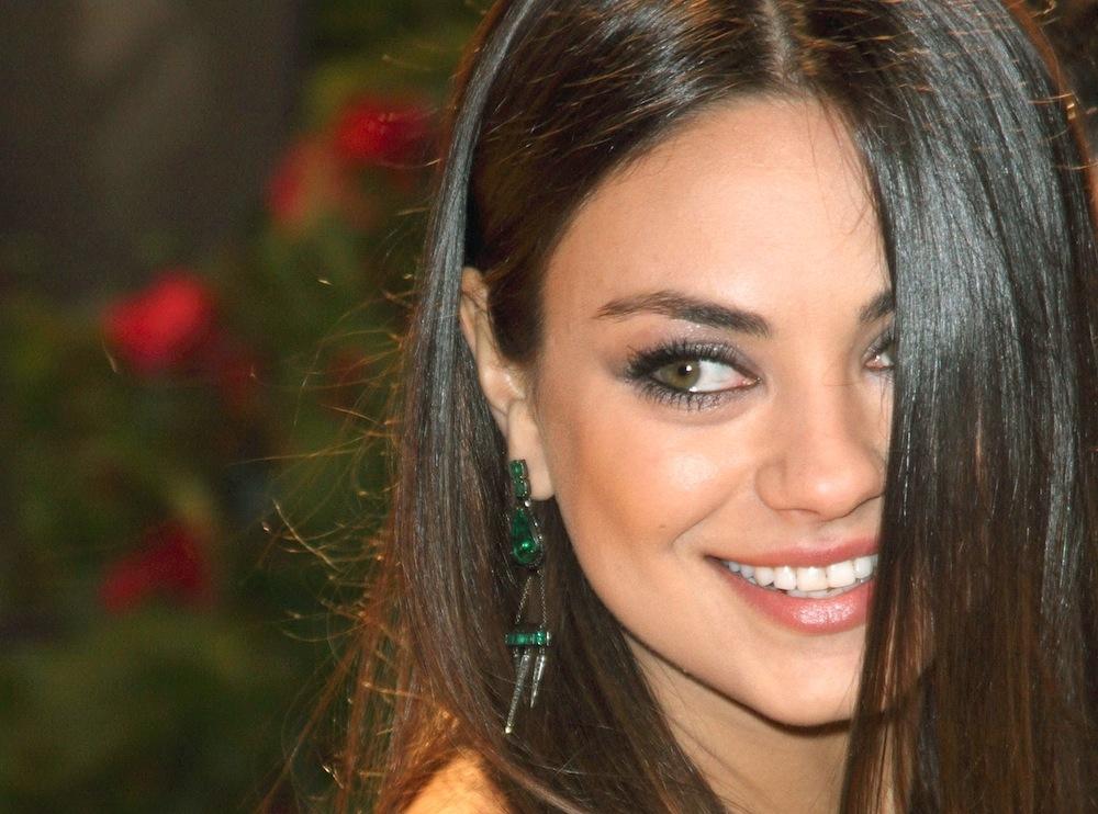 5 érdekesség Mila Kunisról