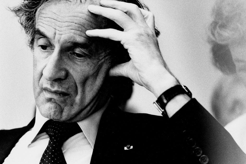 Ungvári Tamás: Elie Wiesel