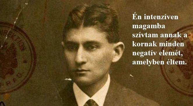 90 éve halt meg Franz Kafka – 5 híres idézet az írótól