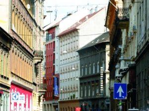 Erzsébetváros – zsidó klub, síremlékek és mulatók
