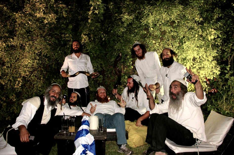 Ima, öröm, ünneplés – Izrael ortodox raverei