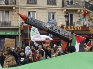 Támadás a párizsi zsinagóga ellen