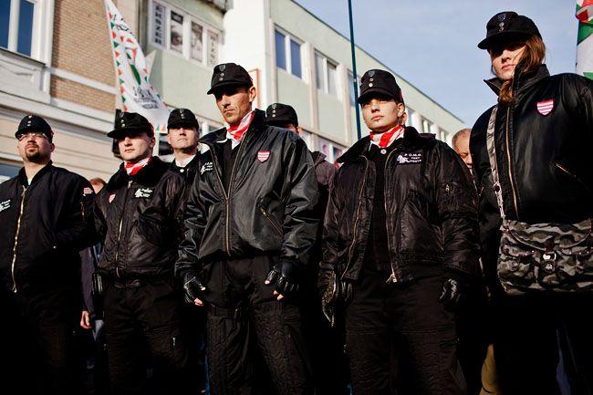 Jobbik tüntetés Soroksáron