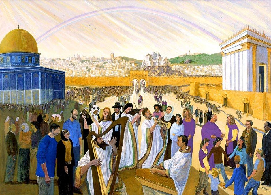 Exodus – A gazdag birodalom