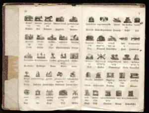 Magyar-német-héber olvasókönyv az izraelita népiskolák számára