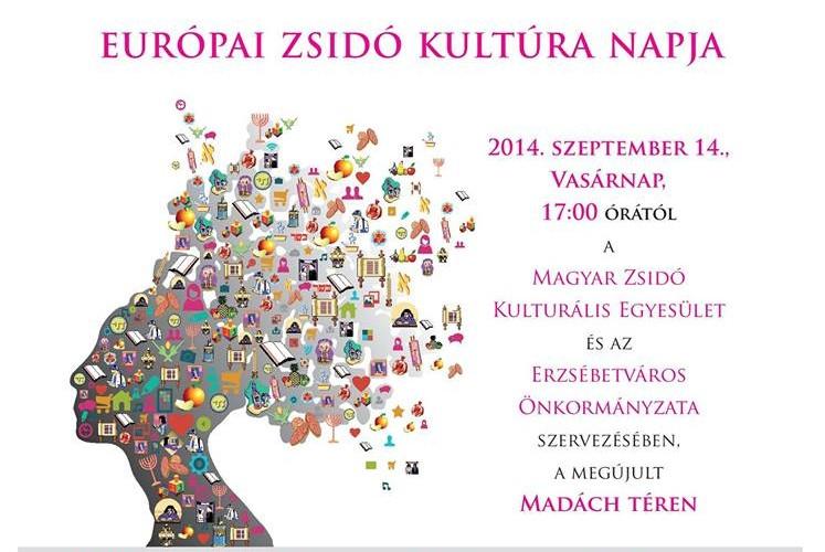Európai Zsidó Kultúra Napja a Madách téren