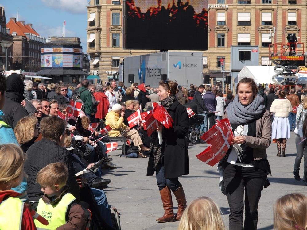 Több százan tüntettek az antiszemitizmus ellen Dániában