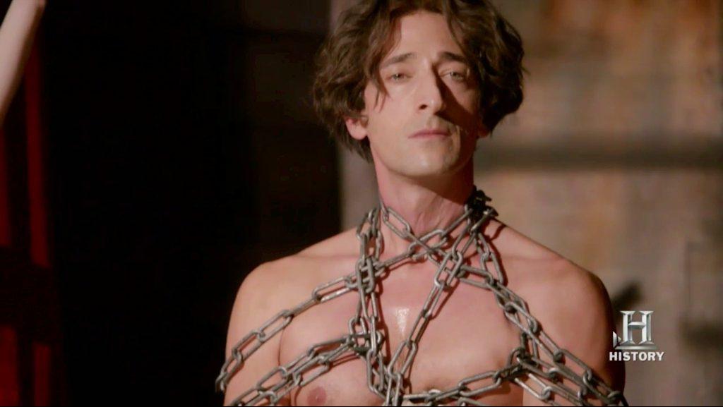 Adrien Brody játssza Houdinit egy Budapesten forgatott minisorozatban