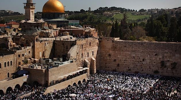 Jeruzsálem, az örök nyugvóhely